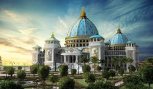 Where do I start? The Ultimate Travel Guide to Explore Mayapur Iskcon Temple(2020)